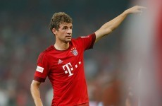 Lahm: Manchester United target Muller not guaranteed to stay at Bayern Munich