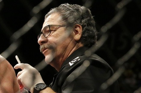 Jacob 'Stitch' Duran will no longer be working for the UFC.