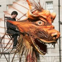 Dublin Fringe's Macnas event called off due to high winds