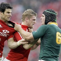 An old familiar face is back in the Springboks team to face the All Blacks