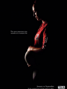 That controversial TG4 ladies football ad was never meant to be seen by the public
