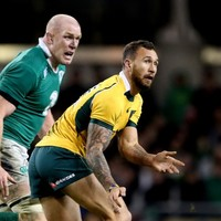 Toulon's owner may sue ARU for 'millions' over Quade Cooper deal