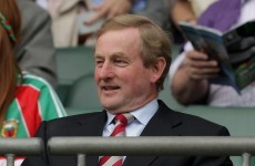 'Do your best': Enda's message ahead of Ireland's rugby opener