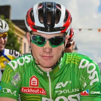 One of Ireland's three Tour de France participants dropped out today