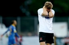 Goalless draw sees Dundalk's European dream come to an end