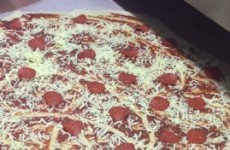This Dublin takeaway has introduced Ireland's largest pizza and it's a 32-inch monster