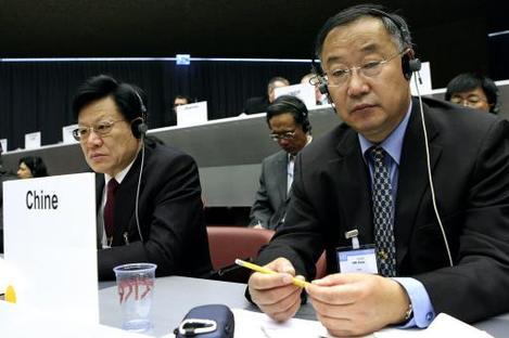 The undiplomatic Zukang Sha