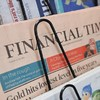 After much speculation, the Financial Times will be sold to Nikkei Inc.