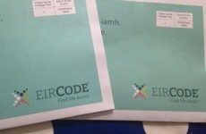 One for the front door, one for the back: some people have been getting two Eircodes