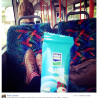 A Derry bus driver has gone viral after doing the most Irish thing ever