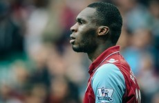 Christian Benteke is a 'gamble' worth taking for Brendan Rodgers
