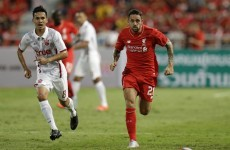 Danny Ings is showing great pre-season form as Liverpool romp to big friendly win