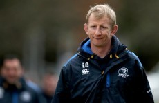 Leinster players would have 'no complaints' about Cullen as head coach