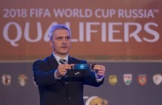 Here's everything you need to know about today's 2018 World Cup qualifying draw