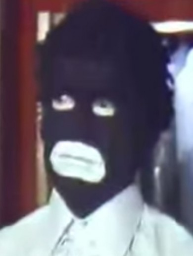 Blackface routine planned at fundraiser for cops accused of killing black man