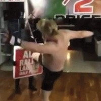 This Sligo shop owner channelled Conor McGregor for a bonkers sale ad