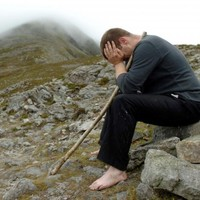 Ireland's holiest mountain is crumbling - but that won't stop the barefoot pilgrims