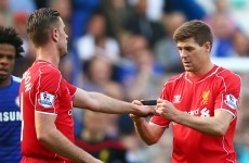 Henderson: I can't and won't copy Steven Gerrard as Liverpool captain