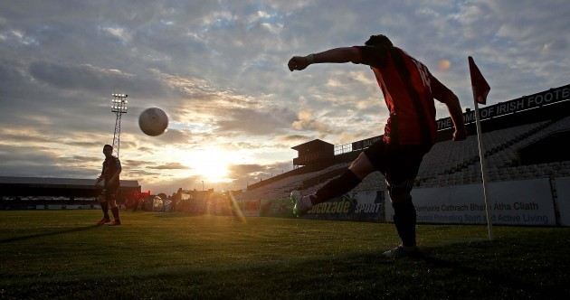 Fab four score for Bohs in six-goal shootout with Derry