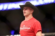 Cerrone says he'll 'slap the s**t out of' Conor McGregor if they cross paths