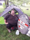 This 40-stone man is biking across America to lose weight and win back his wife