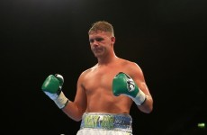 'It's only a joke - Katie Taylor's a very, very good fighter': Billy Joe Saunders says sorry