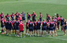 'We've seen who can cope in extreme conditions,' Farrell in awe of England's pre-World Cup training