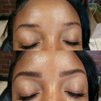 Eyebrow extensions could be the answer to every over-plucker's prayers