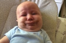 Parents are posting pictures of their kids' 'poo faces' online, and it's hilariously gross