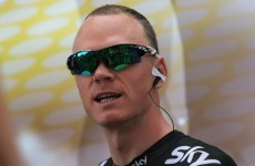 Chris Froome will make history tomorrow by winning his second Tour de France