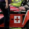 Cork's Alan O'Connor suffers suspected cruciate injury during Kildare clash