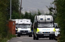 Five arrested after men found in shocking conditions on UK traveller site