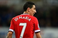 Blanc hopes Di Maria chooses PSG after Man Utd no-show