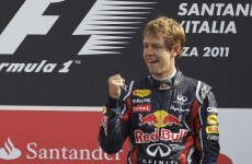 Vettel takes another step towards title