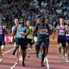 It was a great weekend for Mark English at the star-studded Anniversary Games in London