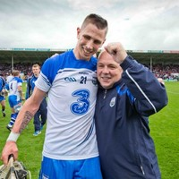 Derek McGrath explains why he stepped out of the Waterford dressing room at half-time