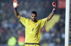 United sign Sergio Romero as Valdes gets set to leave Old Trafford