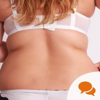 'I know it's not healthy to be fat. You really, really don't have to tell me that'