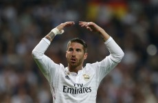Real Madrid vow to stay stubborn with Sergio Ramos and Manchester United -- Report
