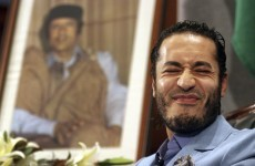 Confirmed: Gaddafi's son flees across border to Niger