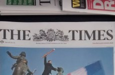 High Court decision clears the UK Times to launch its Irish edition (finally)
