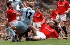 Remember Dave Busst's horrific leg break? Here's how it looks 19 years later