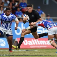 Samoa's union records hefty financial loss for historic All Blacks visit
