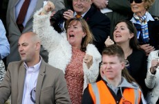 It was a family affair as the fun began at the Galway Races today