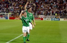 What do you think of Robbie Keane's best Ireland XI?