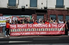 Council takes court action against group occupying homeless hostel