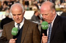 The #AskTed hashtag was a glorious highlight of yesterday's Galway Races