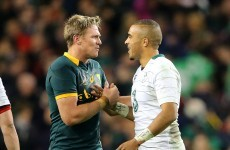 De Villiers set for return as Springboks issue optimistic RWC injury update