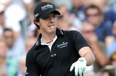 McIlroy breaks into world's top three