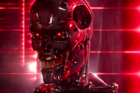 Autonomous weaponry has been the basis for the Terminator movie franchise.